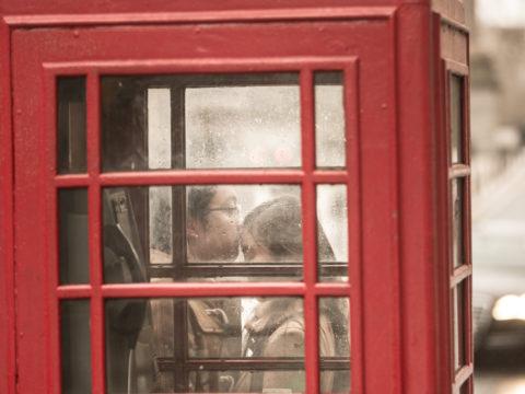 David and Claudia, Kent and London, UK