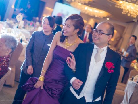 Samuel and Joanna, Kowloon, Hong Kong