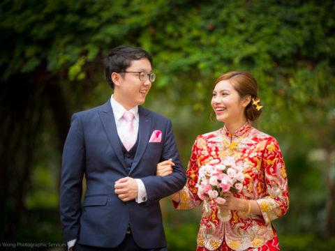 David and Claudia, Shatin, Hong Kong